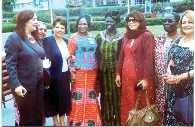 cdm africa women mauritius
